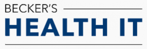 Becker's Health IT logo